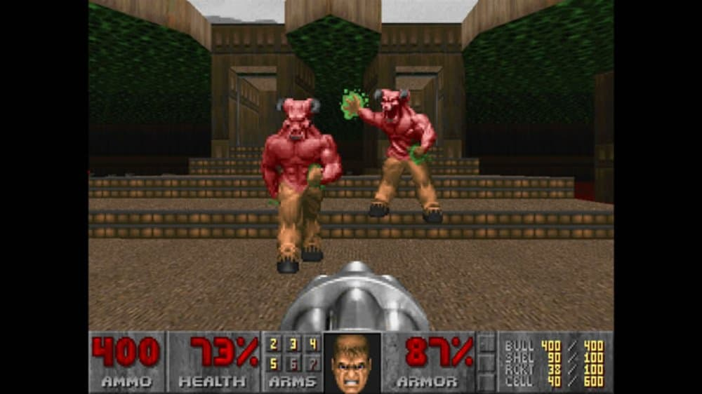 Original Doom Game (1993) - Free Download for PC, Linux and Mac