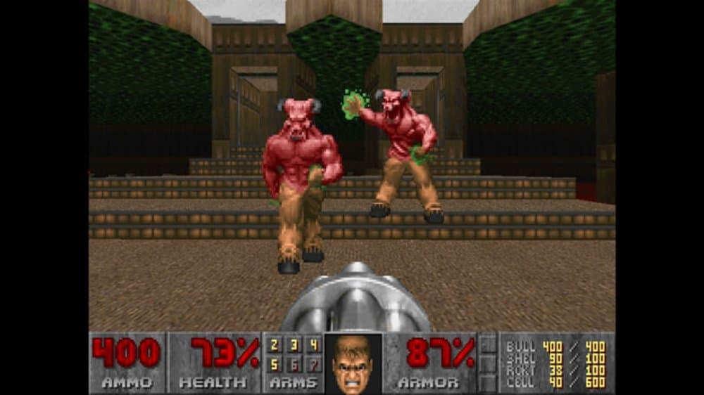 Doom Source Ports And Clones Allgamesatoz Com