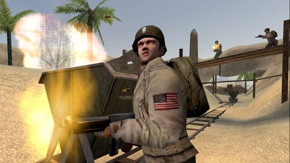 Wolfenstein: Enemy Territory Free PC Game - All Games A to Z