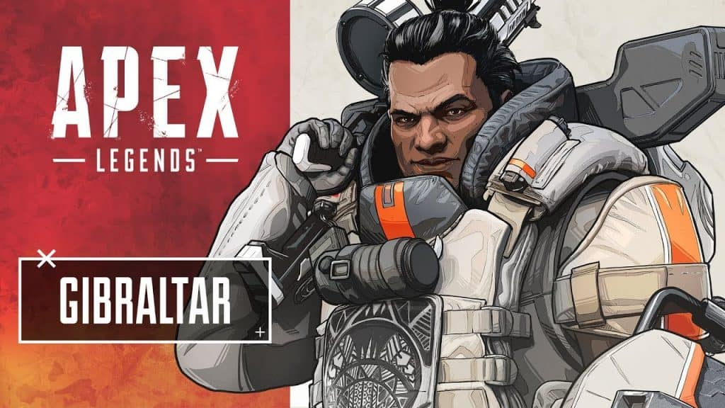 Apex Legends - Gibraltar