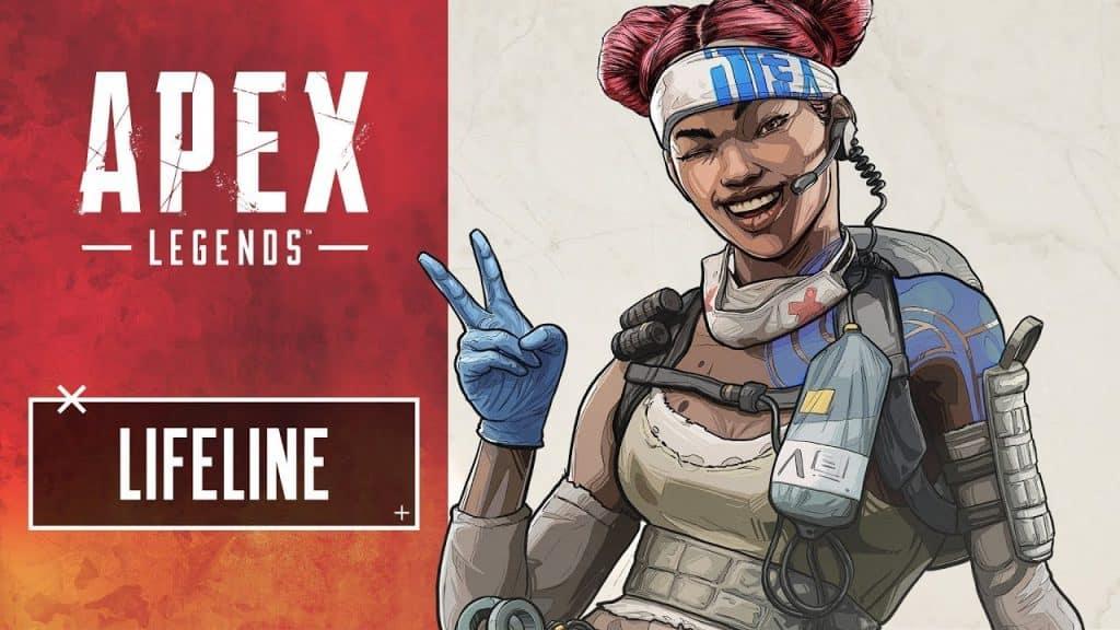 Apex Legends - Lifeline Character