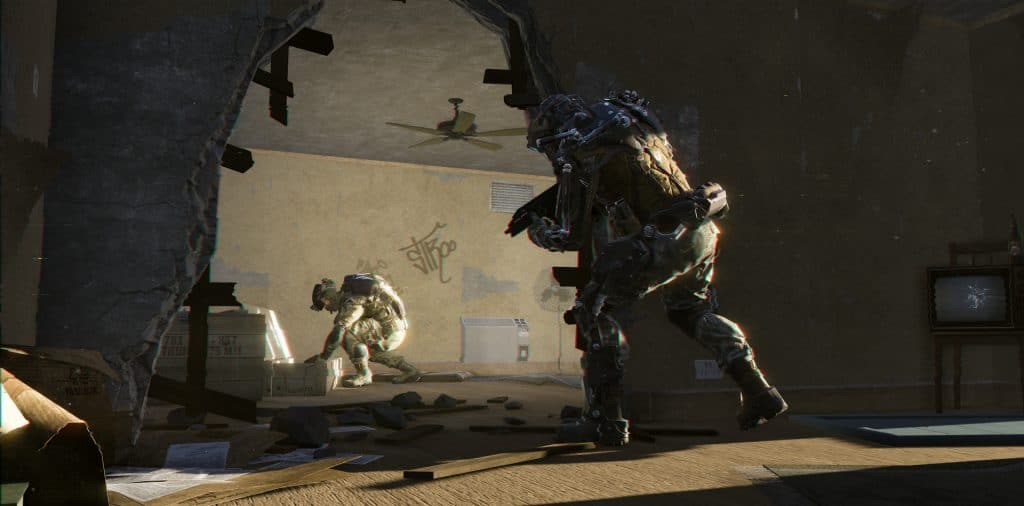 Screenshot from Warface