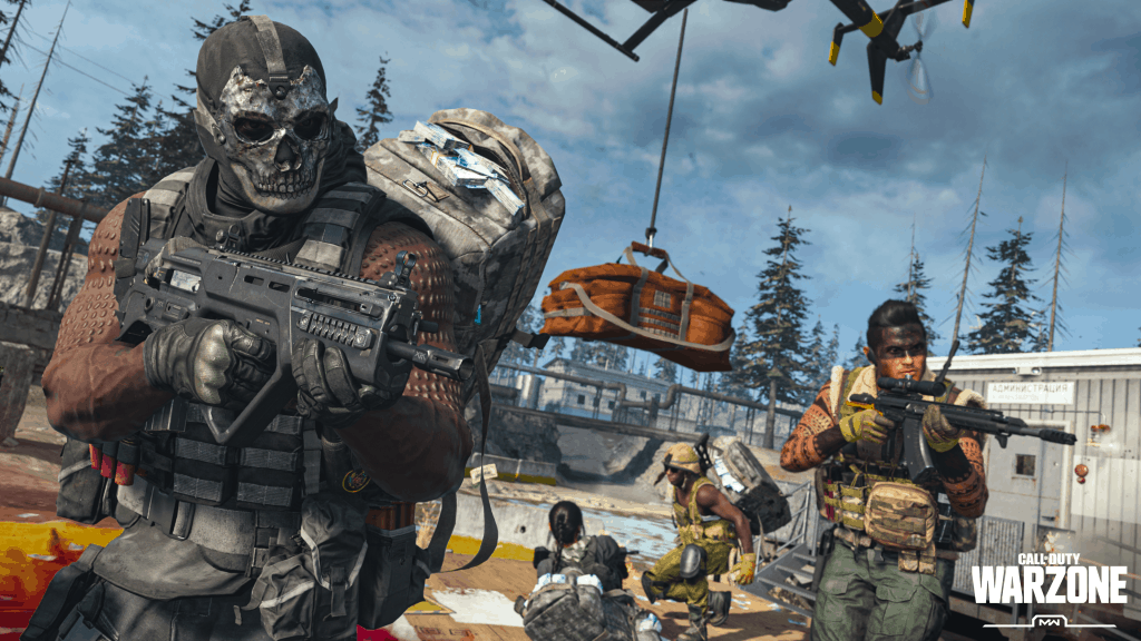 Call of Duty Warzone One of Best Free PC Games of 2020